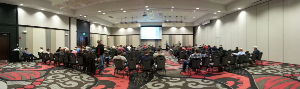 Educational Seminar to Nebraska Well Drillers Association 2-2015